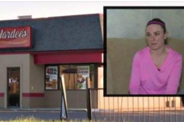 Nepoznatom tipu je platila obrok a kada je došla kući onda ju je čekalo iznenađenje…