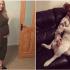 Pas ljutito lajao na stomak od trudnice- doktori na kraju otkrili nešto nisu mogli niti ZAMISLITI!