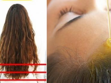 Sredstvo za brzi rast kose