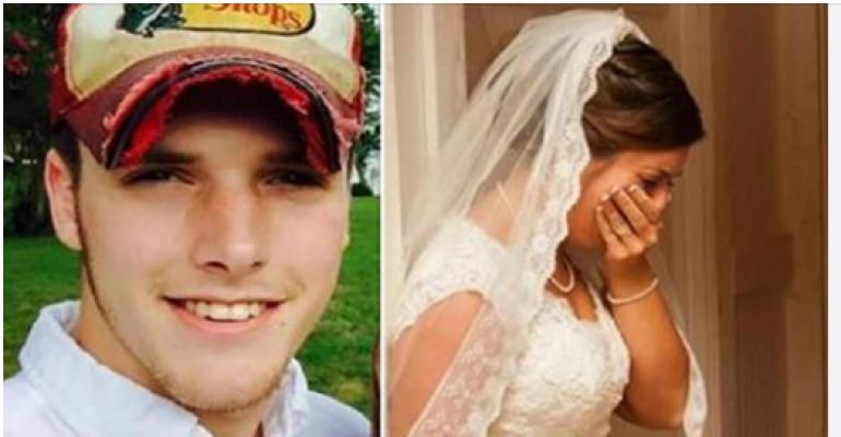 Izgovorila je svoje DA i dodirnula drhtave ruke svoga izabranika: Tek tada je shvatila ko je muškarac za kojeg se udaje i više nikako nije mogla da sakrije svoje osjećaje (VIDEO/FOTO)